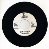 Tropical Escape Riddim: Queen Ifrica - Lets Get Silly (Chimney Records) UK 7""